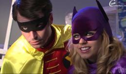 Phim sex thiendia.com Đổi gió cùng Batman robin batgirl