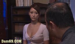 Nàng dâu đam mê thể xác với bố chồng phim sex69